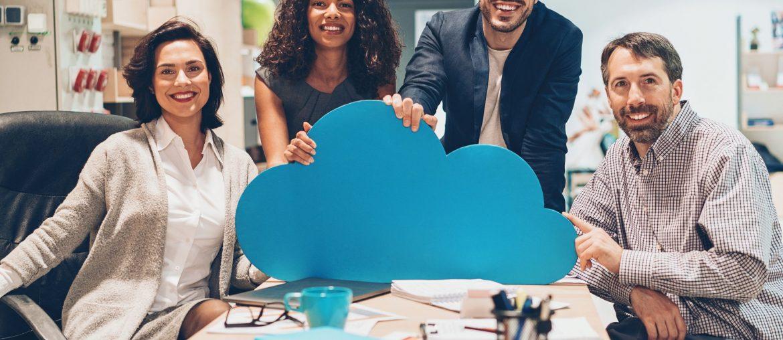 Pessoas que perceberam as vantagens do software em nuvem