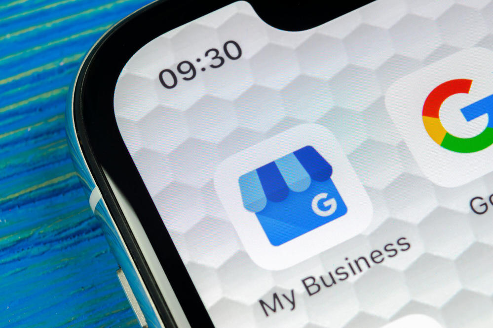 Icone do Google Meu Negócio