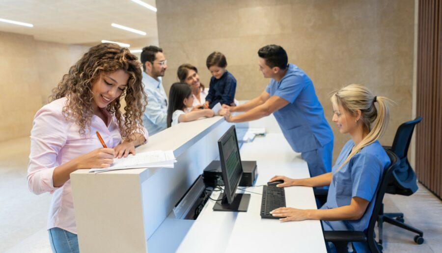 Eficiência no atendimento: como melhorar o da sua clínica