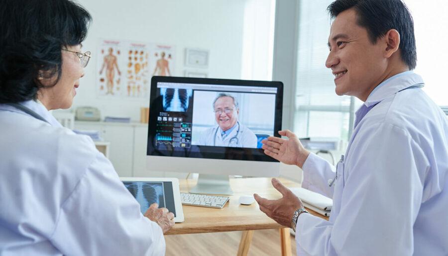 Principais dúvidas sobre a telemedicina