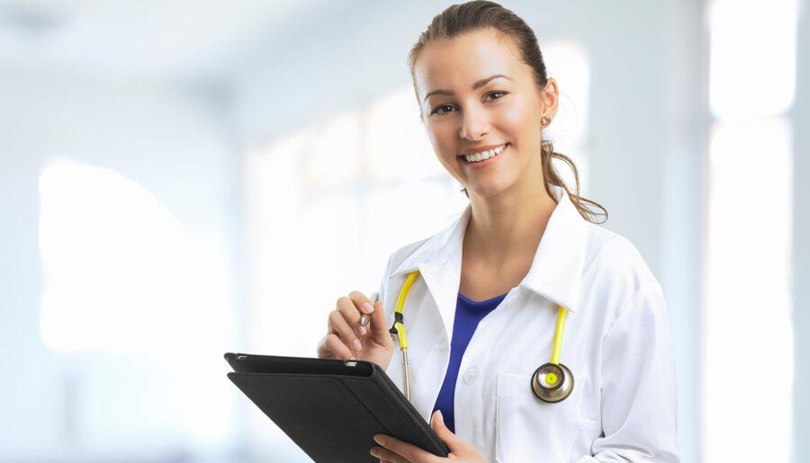 Assinatura digital para médicos